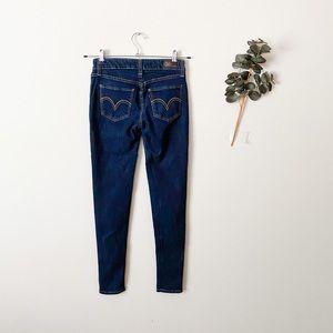 Levi's 535 Legging Denim Jeans Size 5